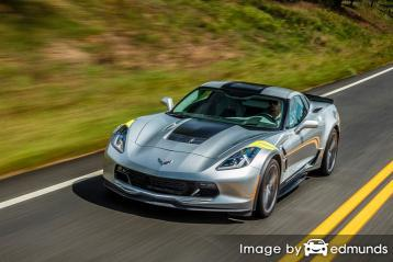Insurance for Chevy Corvette