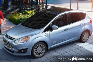Insurance rates Ford C-Max Energi in Denver