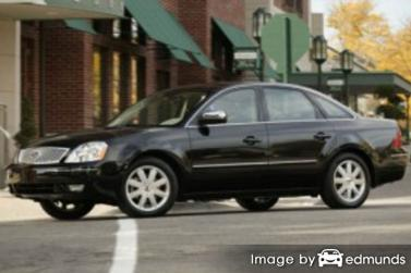 Insurance quote for Ford Five Hundred in Denver