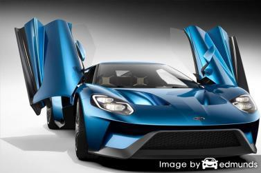Insurance quote for Ford GT in Denver