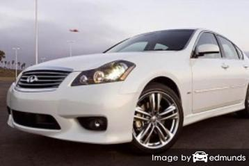 Insurance quote for Infiniti M45 in Denver