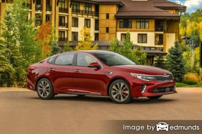 Insurance for Kia Optima