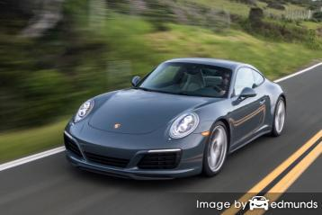 Insurance rates Porsche 911 in Denver