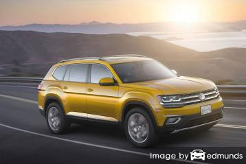 Insurance quote for Volkswagen Atlas in Denver