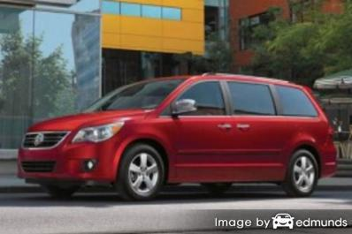 Insurance for Volkswagen Routan