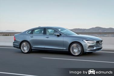 Discount Volvo S90 insurance