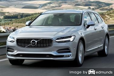 Insurance rates Volvo V90 in Denver